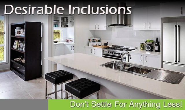 Desirable inclusions 15 2 17