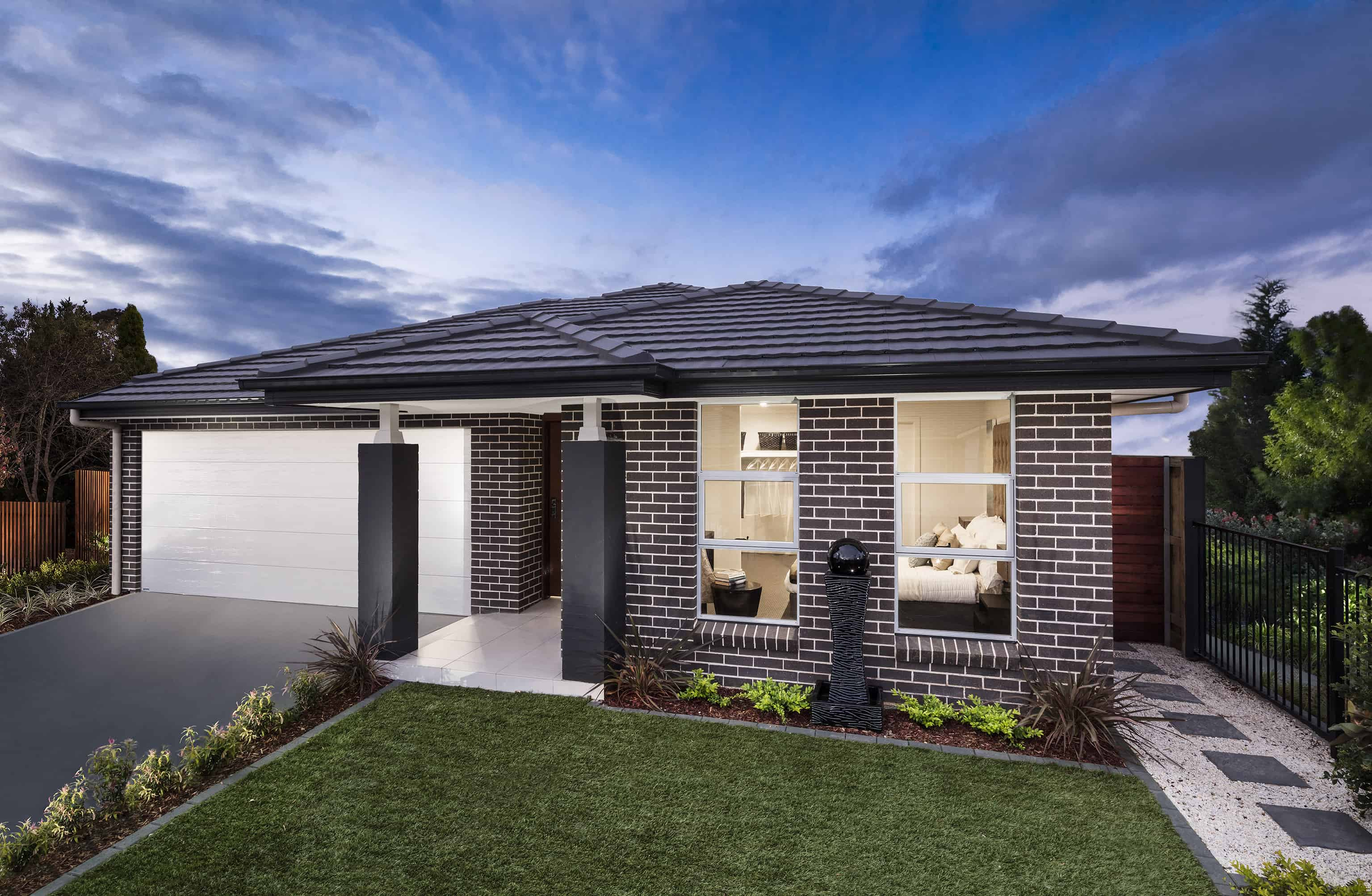 Home designs display homes sydney new living homes for Home designs sydney