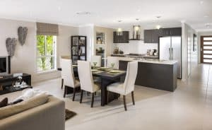 Willowdale display home internal photo