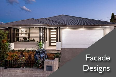 Home Designs Display Homes Sydney New Living Homes