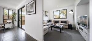 Airds Display Home Internal Design