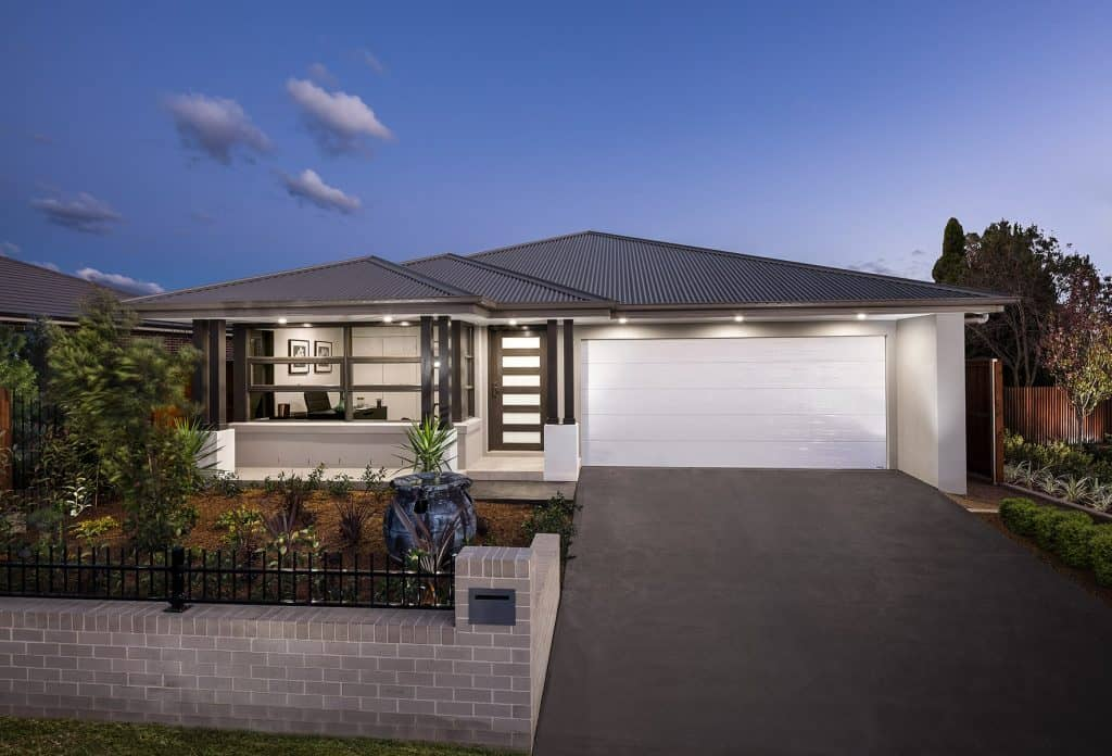 House and land design display home home review co for New acreage home designs