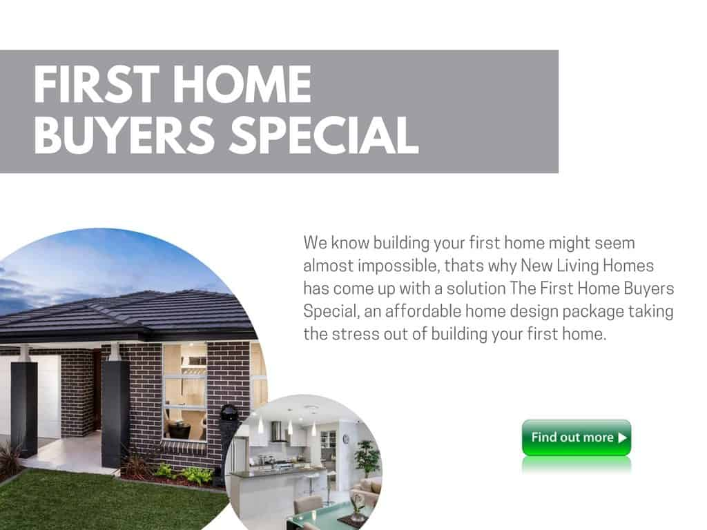 Promotions - New Living Homes