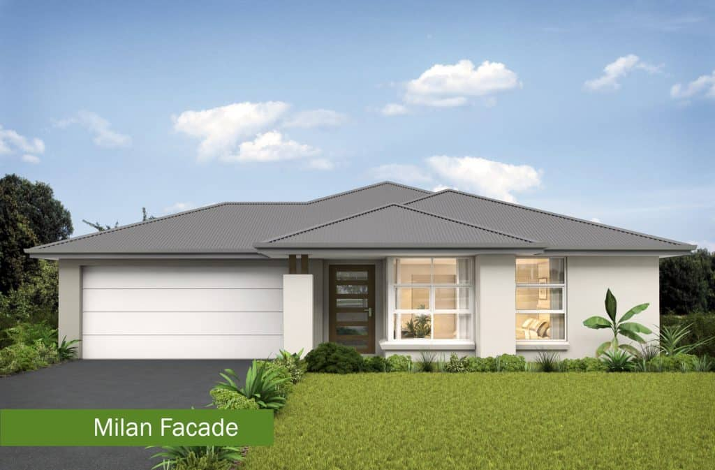 View Our Range Of Facade Designs Below