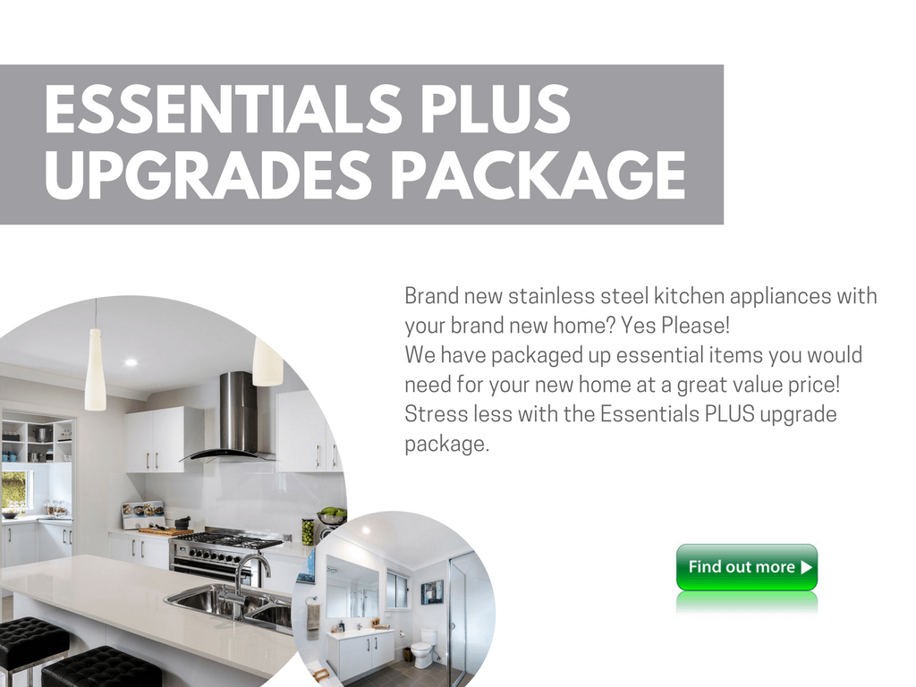 Essentials Plus Upgrades Package