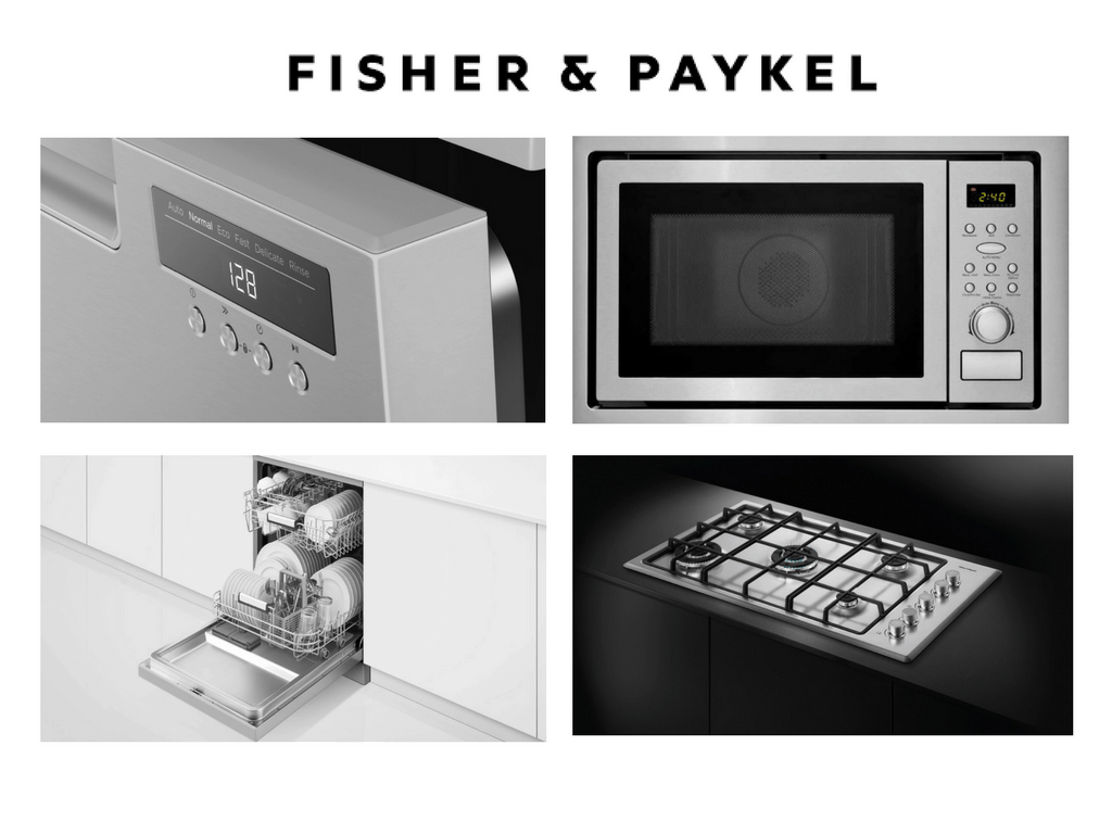 Premium Upgrades - Fisher & Paykel - 4 appliances