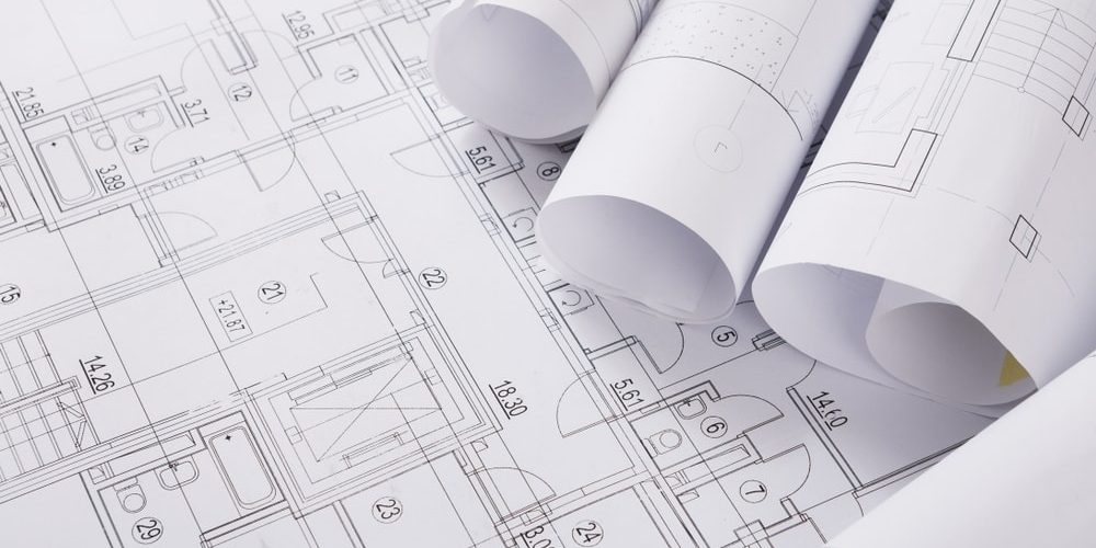 Have a Blueprint for your New Home